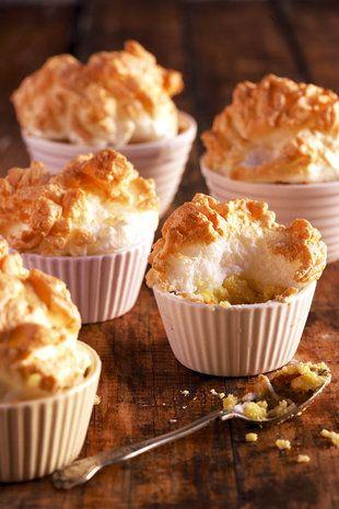 Suurlemoen-meringue-tertjies  | SARIE |  Lemon and meringue tarts