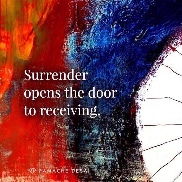 Surrender.....                                                                                                                                                                                 More