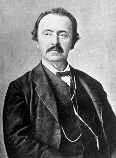 Heinrich Schliemann, 1822-1890. Fu un grande archeologo tedesco che trovò il tesoro di Priamo