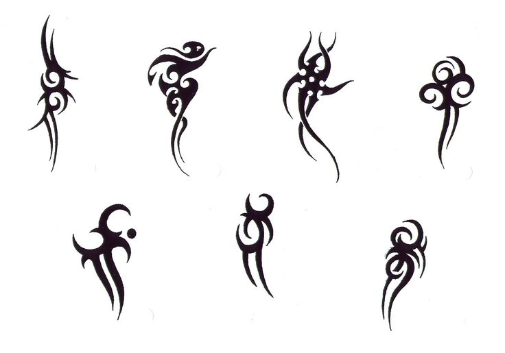 Easy Tattoo Designs | Tribal Tattoo Designs for your skin | Tattoo Hunter