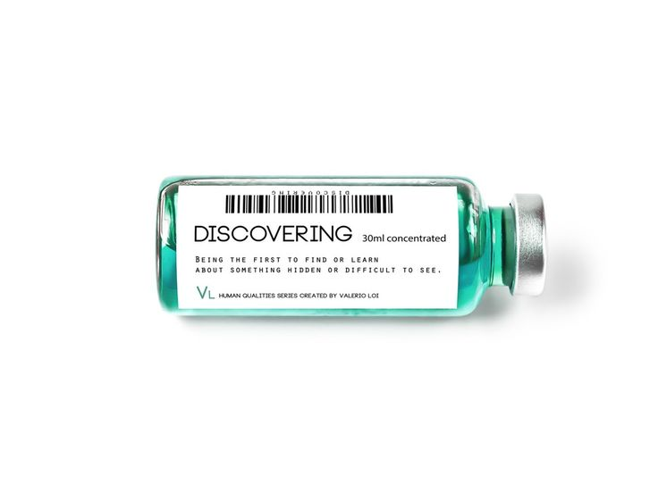 Valerio Loi's Shop - Human Qualities as Medicines / Discovering