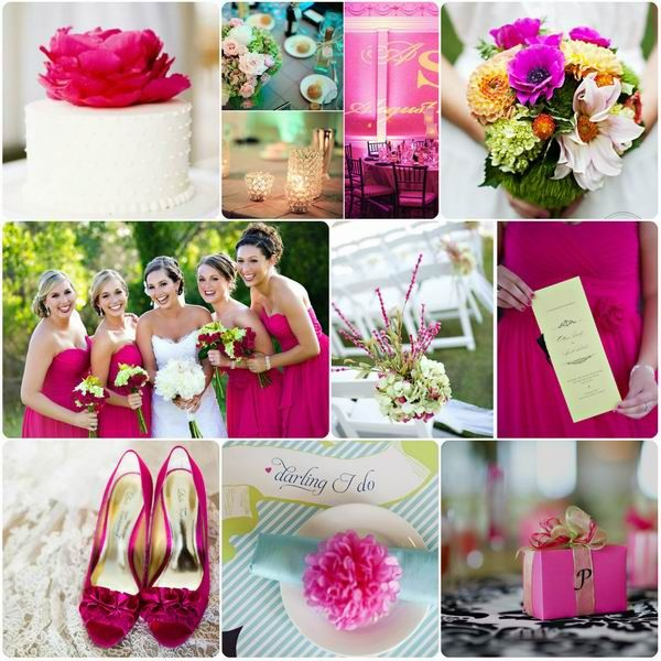 14 best images about fall wedding on pinterest green for Best wedding color combinations
