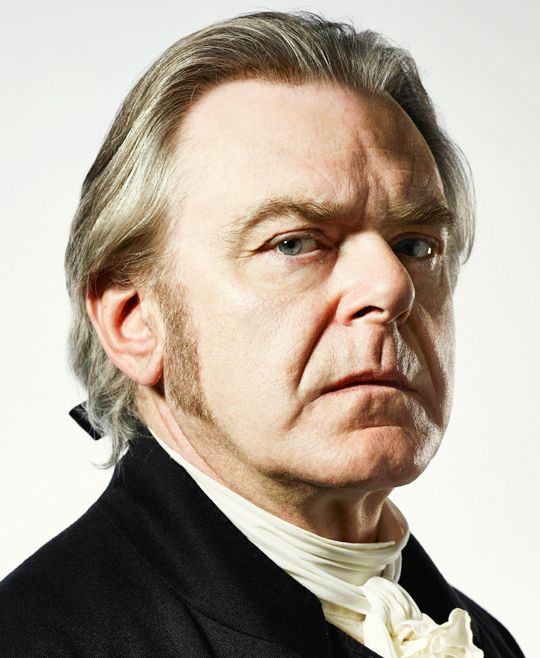 Kevin McNally as Judge Richard Woodhull in Season 2 of TURN: Washington's Spies
