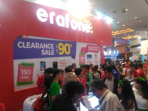 Indonesia Cellular Show sudah dibuka! Bagi kalian yang mau beli gadget baru, ini waktu yang tepat! Kenapa? Yuk simak selengkapnya disini