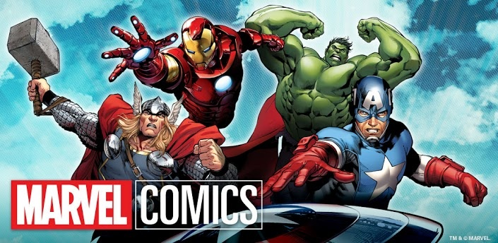 Marvel Comics, must get my geek on