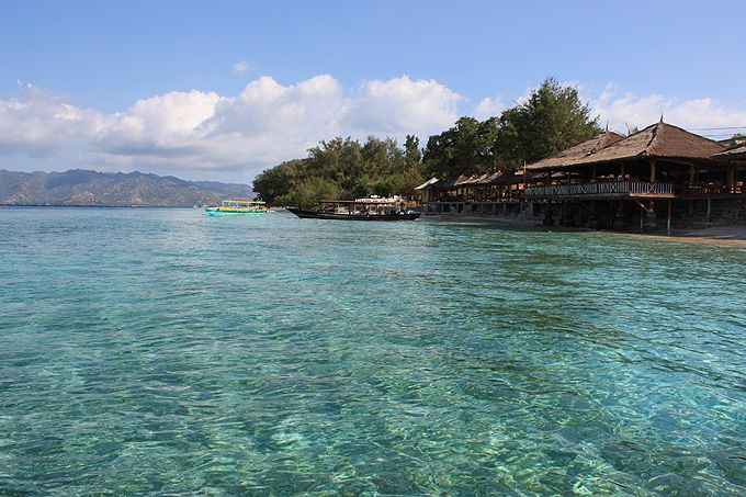 Gili Trawangan - Indonesia. It's been a very long time since I came to this heavenly place