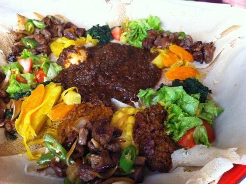 Restaurant Addis Abeba,