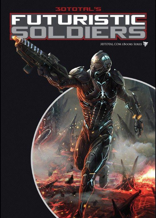 Revistas 3d Max , Zbrush En PDF Creacion de Criaturas , soldados futuristas y mas - http://graphixdragon.com/revistas-3d-max-zbrush-en-pdf/