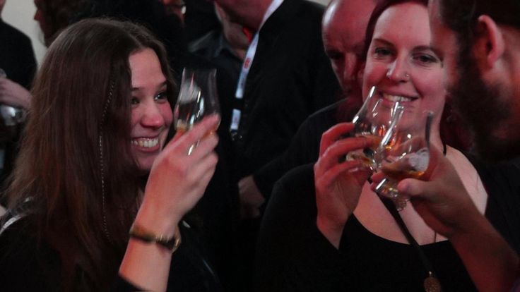 Whisky Festival North Netherlands Groningen, 20th March 2016, Sunday ses...