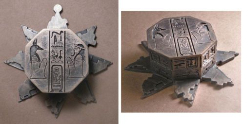 The Mummy Key City Of Hamunaptra for Rick O'Connell Returns Movie Prop Replica