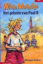 Margot Edens - Wilde Mathilde - Het geheim van Paal 9 | 2013 book 35 (★★★★☆) | Kluitman 2002, 61 pagina's | 6+ | Mathilde is op een eiland met vakantie; samen met een nieuw vriendje ontdekt ze in de duinen een klomp met een briefje. | My review in Dutch: http://www.ikvindlezenleuk.nl/2013/09/margot-edens-wilde-mathilde-het-geheim.html