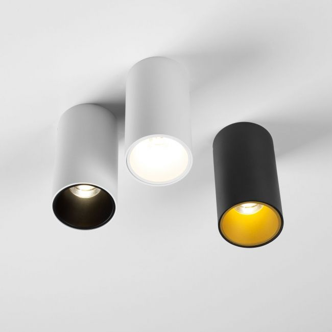 ULTRA S D, Interior Ceiling Surface mounted spot by Delta Light