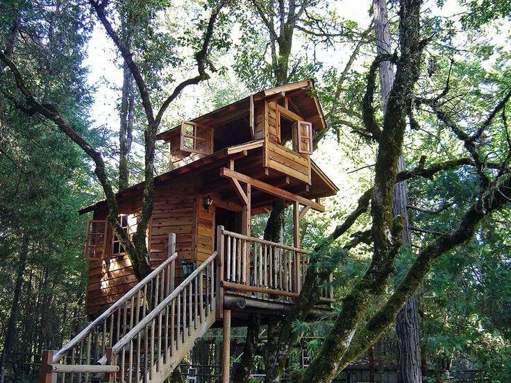 Blueforest Treehouse company