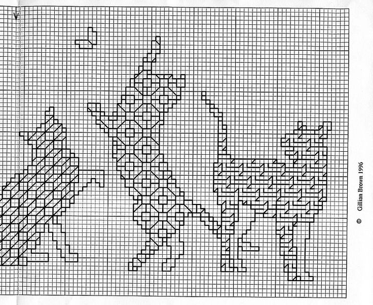 Cat blackwork part 1