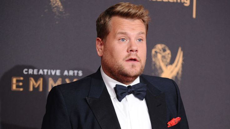 "James Corden is only a little bit sorry for kissing Sean Spicer at the Emmys        Photo: Jason LaVeris/Getty ImagesOn last night's episode of The Late Late Show, James Corden offered up an apology-ish comedic monologue about the chummy photo of him kissing ousted former White House Press Secretary Sean Spicer on the cheek that prompted these sorts of reactions online:""Sean Spicer actually did make a cameo at last night's ceremony, and according to some reports, at the afterparty Spicer was…"