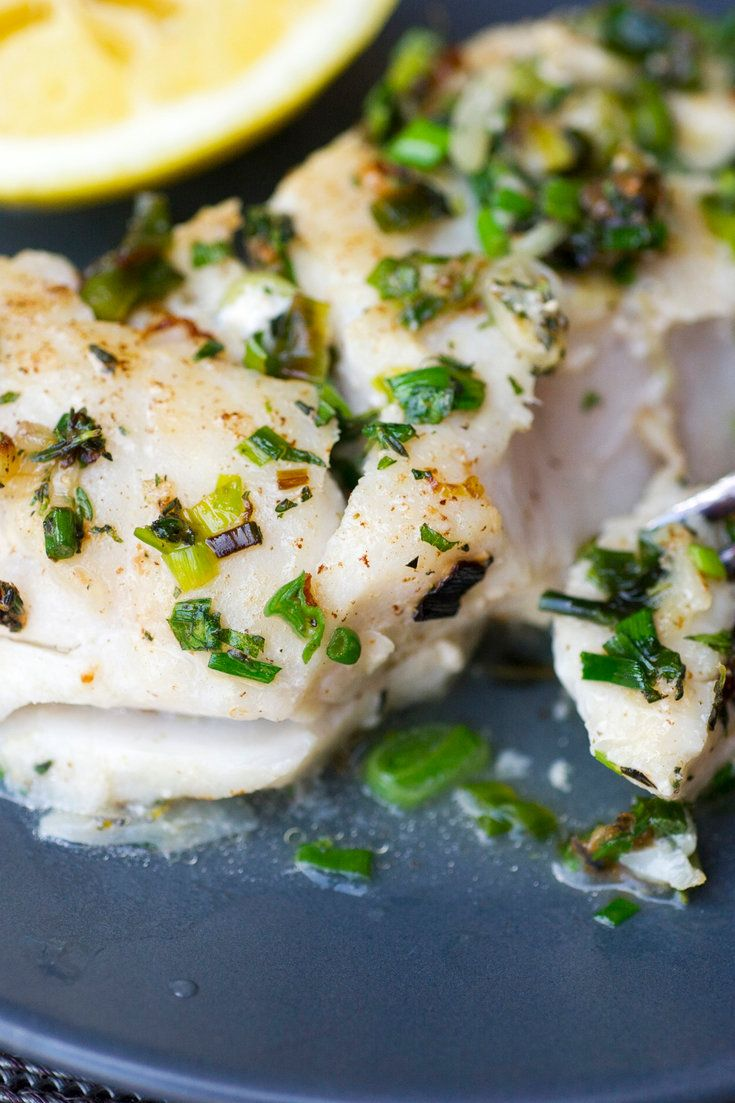 All cooks needs a basic sautéed fish fillet recipe in their repertory, and this one could not be much simpler It does require a step that may intimidate on first glance: you baste the fish with the fat you're cooking it in Don't worry