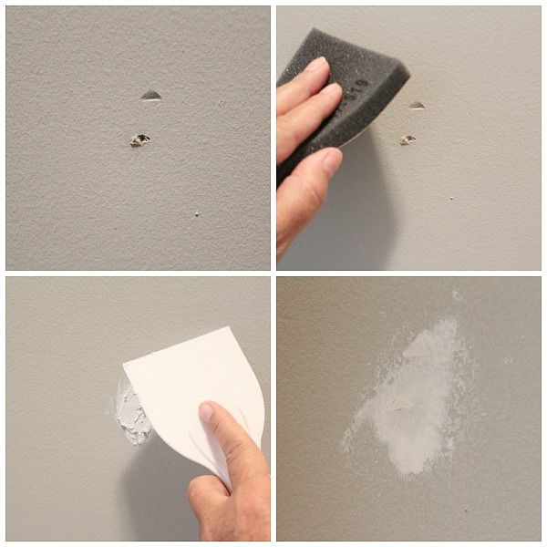 How prep your walls before you paint, get a more professional finish.