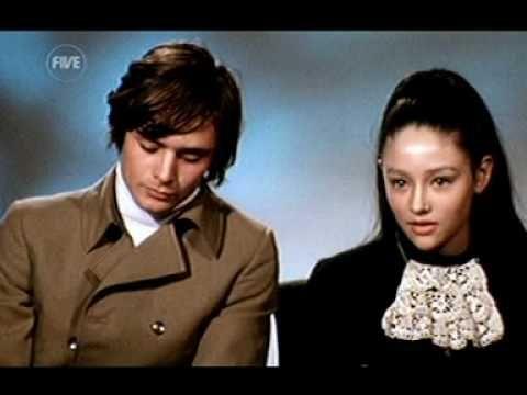 Romeo and Juliet stars Olivia Hussey & Leonard Whiting interview (1968)