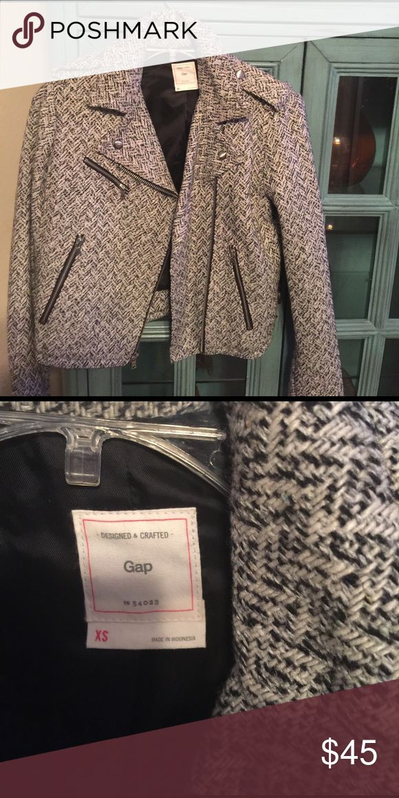 Gap jacket. Peacoat material Gap jacket never worn GAP Jackets & Coats