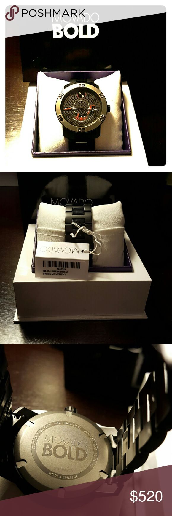 Mavodo Blod Never worn brand new got it as a gift just not my kind of watch. Offers are welcome. Movado Accessories Watches