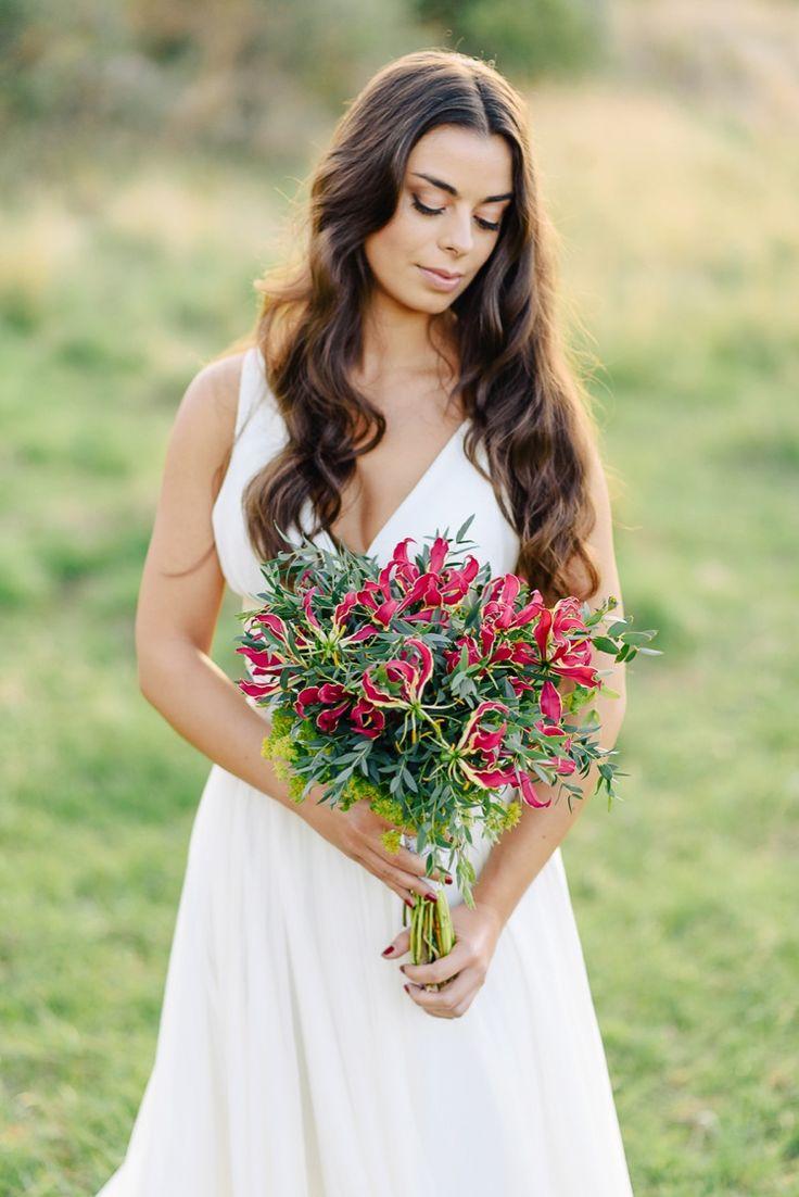 Beautiful Greek Wedding Inspiration | Fly Away Bride