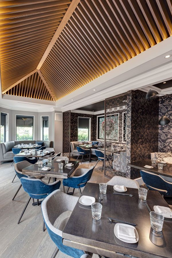A r e association for retail environments restaurant