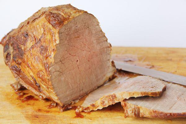 Cómo hacer carne al horno
