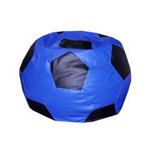 Bean Football  XXXL Size Blue + Black
