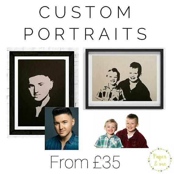 Hey, I found this really awesome Etsy listing at https://www.etsy.com/uk/listing/511360388/custom-portraits-papercuts-your-image