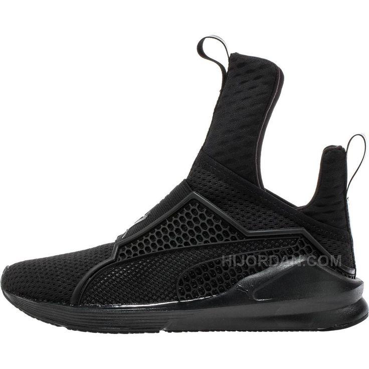 Fenty Formateur Wn - Chaussures De Sport Pour Femmes / Noir Puma BbP2TMB