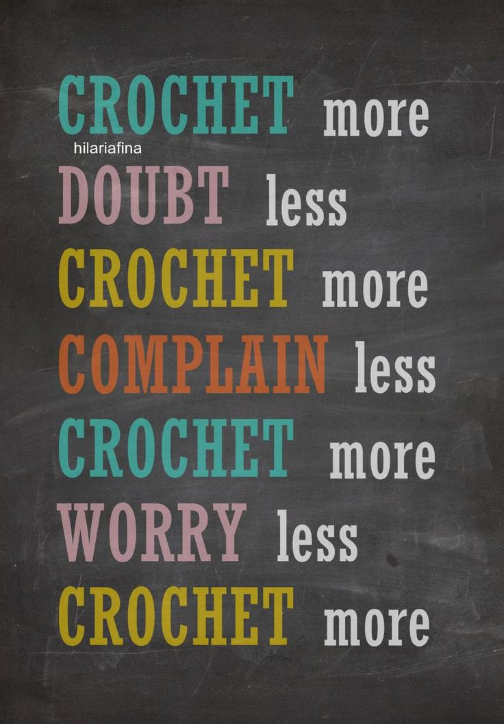 Knitting And Crochet Quotes : Best crochet quotes images on pinterest crocheting
