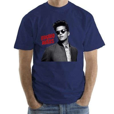Bruno Mars Grenade мъжка тениска Stedman с къс ръкав
