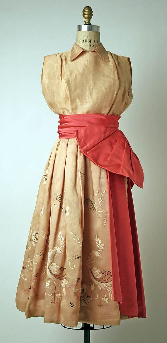 House of Dior Dress 한복같잖아?!