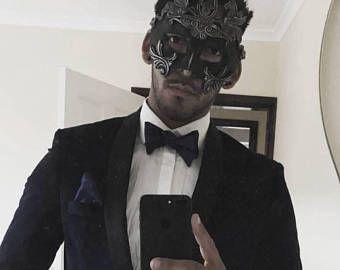New Roman Hero Men Warrior Venetian Masquerade Mask men, Masquerade Ball Mask (For Him)
