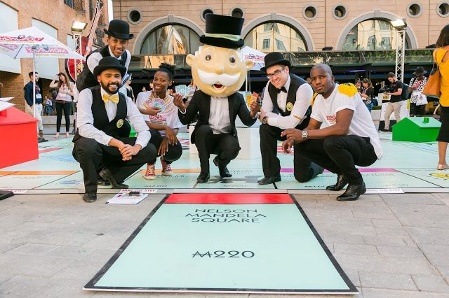 The Life's Way: @Hasbro Launches #SouthAfrica's Own Monopoly Mzans...