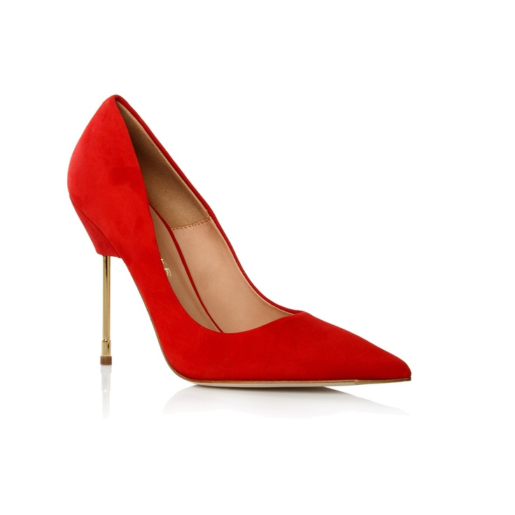 You can't beat red shoes.  On my list - need a new pair