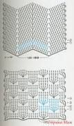 Výsledek obrázku pro крючок узоры схемы