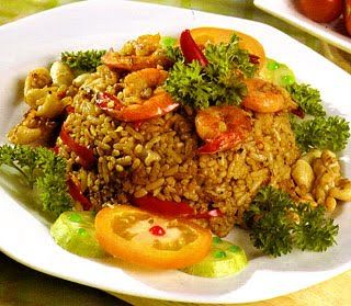 The Richness of Flavors in Indonesian Food : Nasi Goreng #deliciousfoods