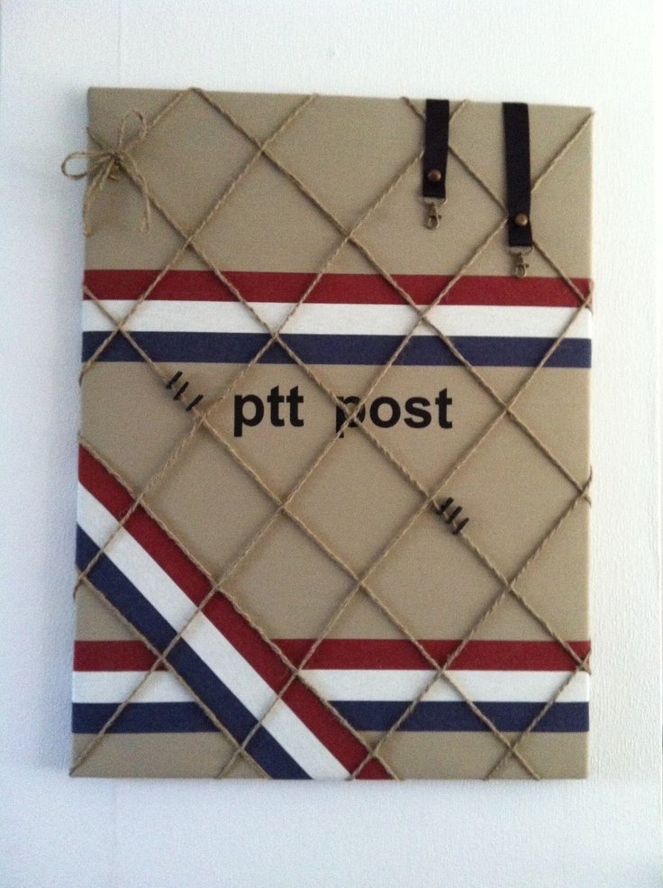 PTT Post Memobord