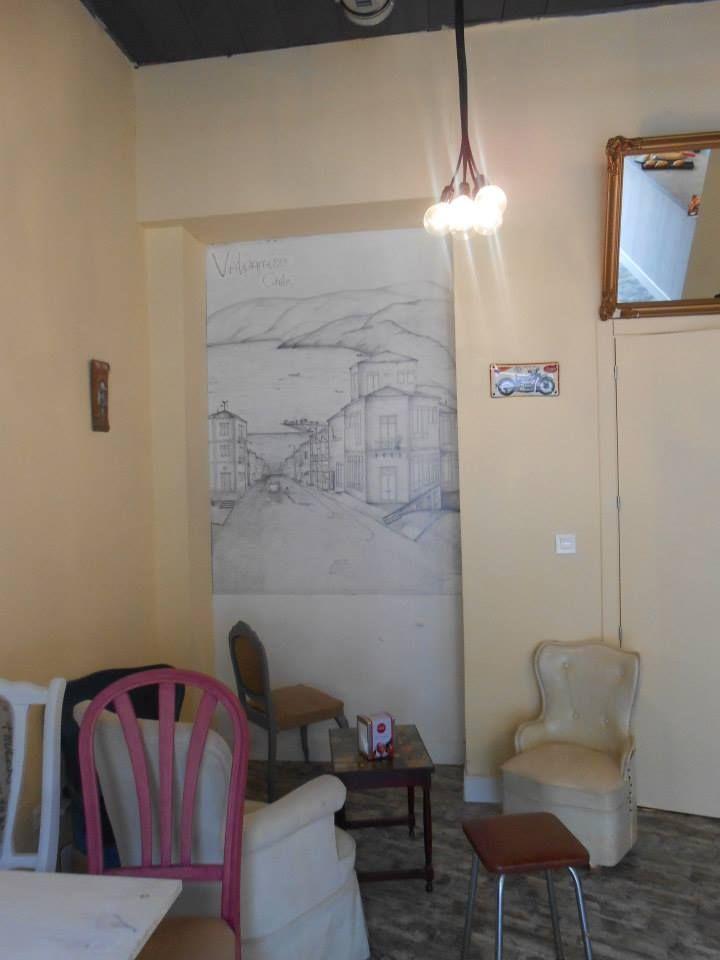 Valparaíso-Chile  bar Pirpira san sebastian