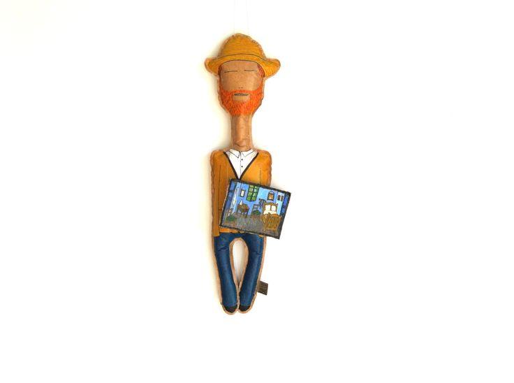 Ballu - paper decor toys - Vincent Van Gogh