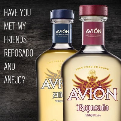 17 best images about tequila on pinterest football for Avion tequila drink recipes