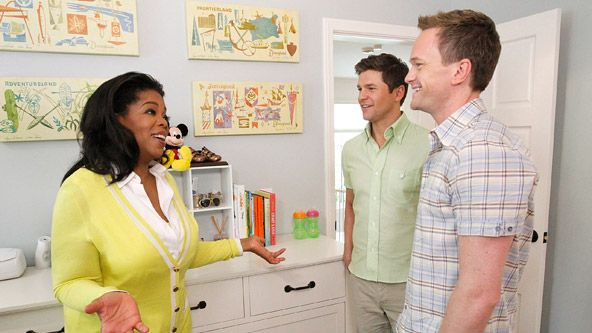 Oprah tours the home of Neil Patrick Harris and David Burtka. David recently attended culinary school, and, wow, their kitchen is one of our favorites! Watch the video here.