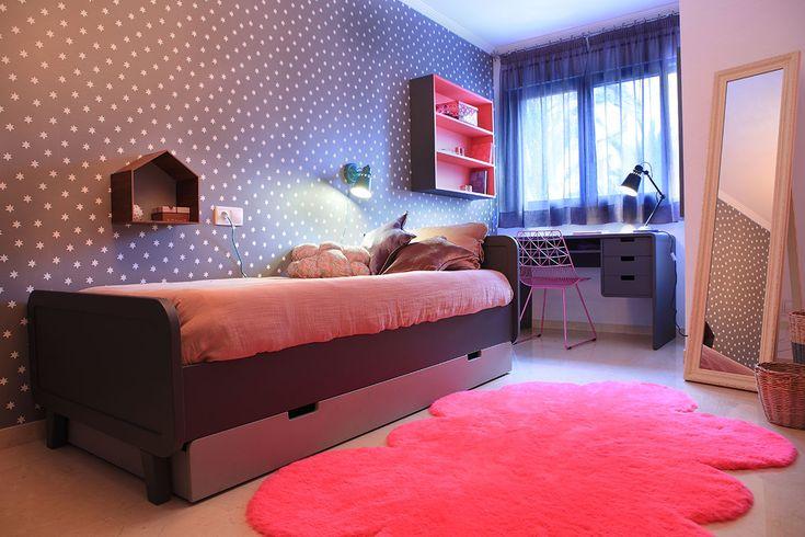 habitación para teen by www.cyckids.com