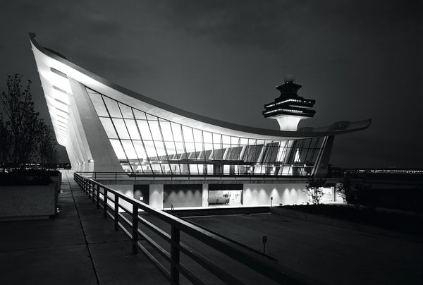 Dulles Airport by Eero Saarinen: Dull Airports, Washington Dull, Airports Terminator, Back Home, Airports Swag, International Airports, Eero Saarinen, Photo, Dulles Airports