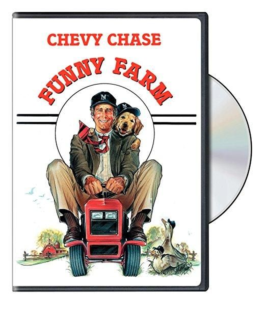 Chevy Chase & Madolyn Smith & George Roy Hill-Funny Farm