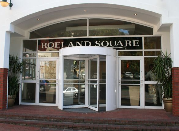 Roeland Square, Drury Lane, Gardens - Cape Town