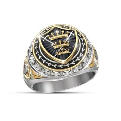 Bradford Exchange Excalibur Ring