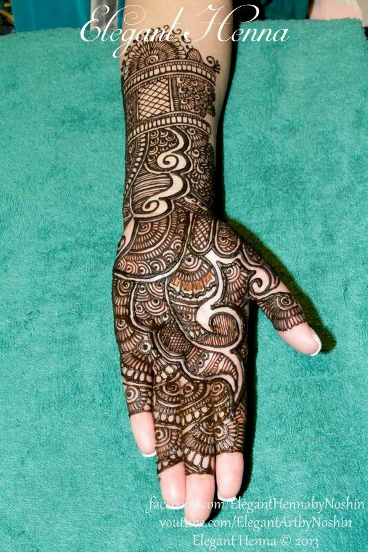 Henna Mehndi On Facebook : Images about elegant henna on pinterest