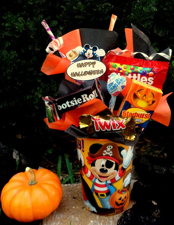 Halloween Mickey & Friends Kids Party Favors by Lynns Candy Creations